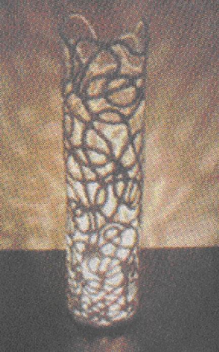 Светильник своими руками из гипса